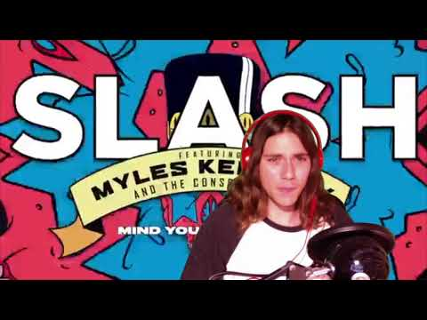Mind Your Manners (Slash ft. Myles Kennedy & the Conspirators) – Review/Reaction