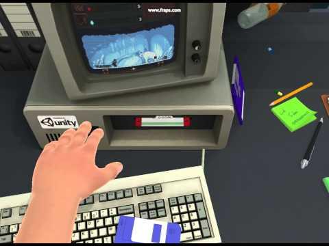 jugando un juego en surgeon simulator XD SLIMER SISTER
