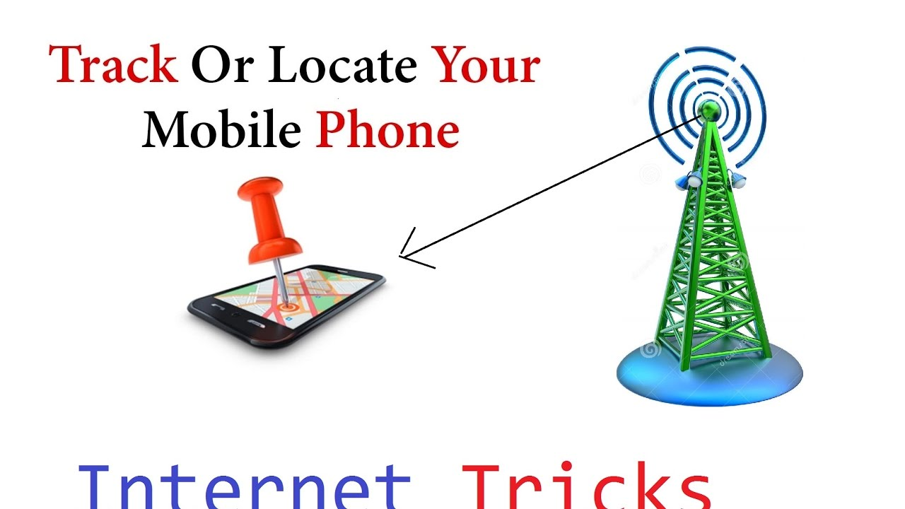 How to track a cell phone or mobile number location for free - YouTube