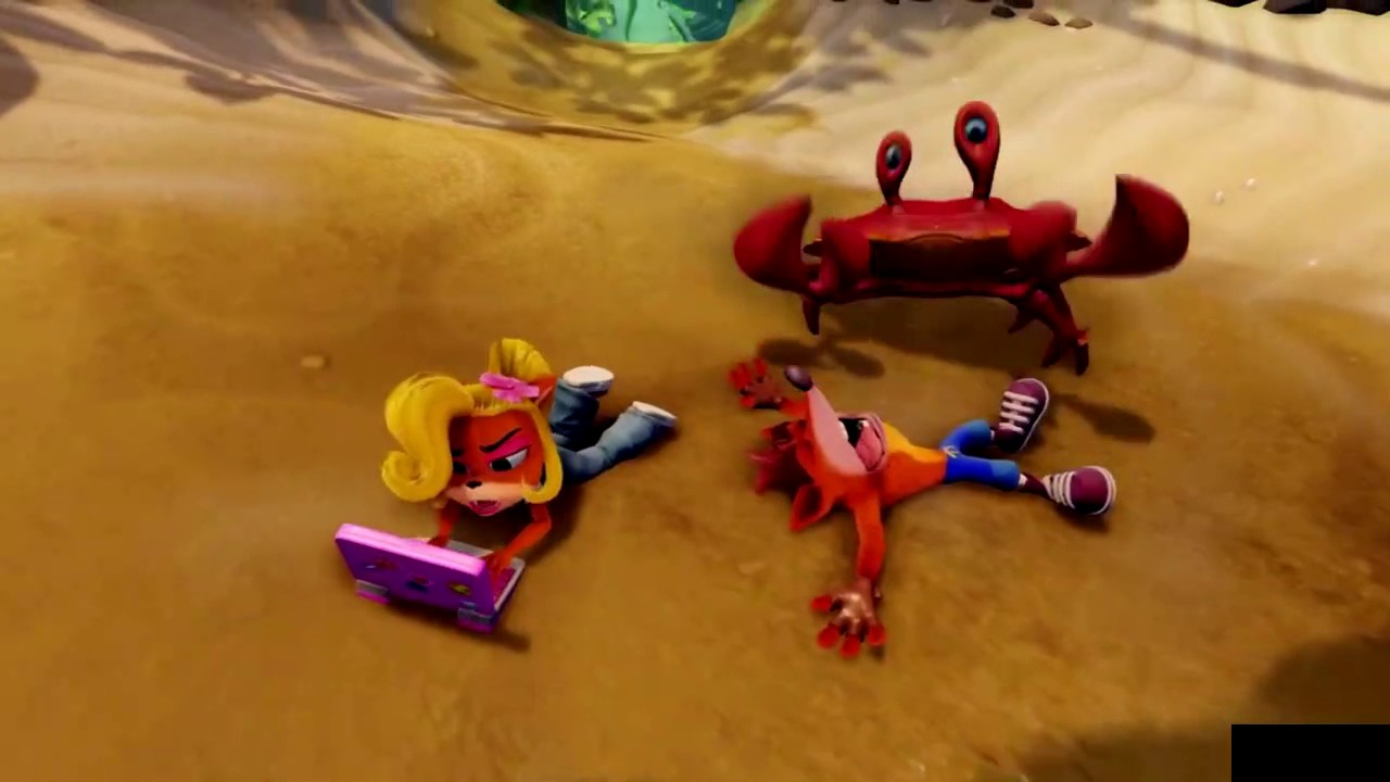 Cheats and Secrets - Crash Bandicoot N  Sane Trilogy Wiki