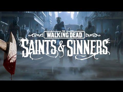 """The Walking Dead : Saints & Sinners - Bande Annonce de lancement """"PSVR"""""""