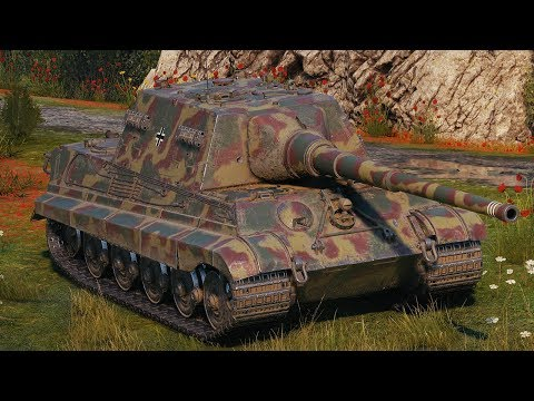 World of Tanks Jagdtiger - 7 Kills 8,8K Damage thumbnail