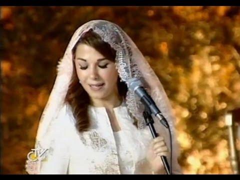 Majida El Roumi - Touba Lel Saeena (Visit of Pope Benedict XVI) / ماجدة الرومي - طوبى للساعين