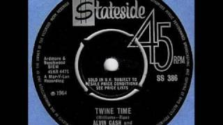 "Alvin Cash & the Registers  - ""Twine Time"""
