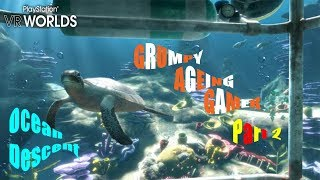 PlayStation VR worlds - Ocean Descent part 2