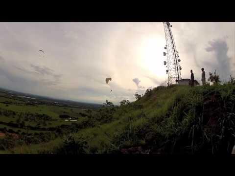 Paragliding Panama compilation