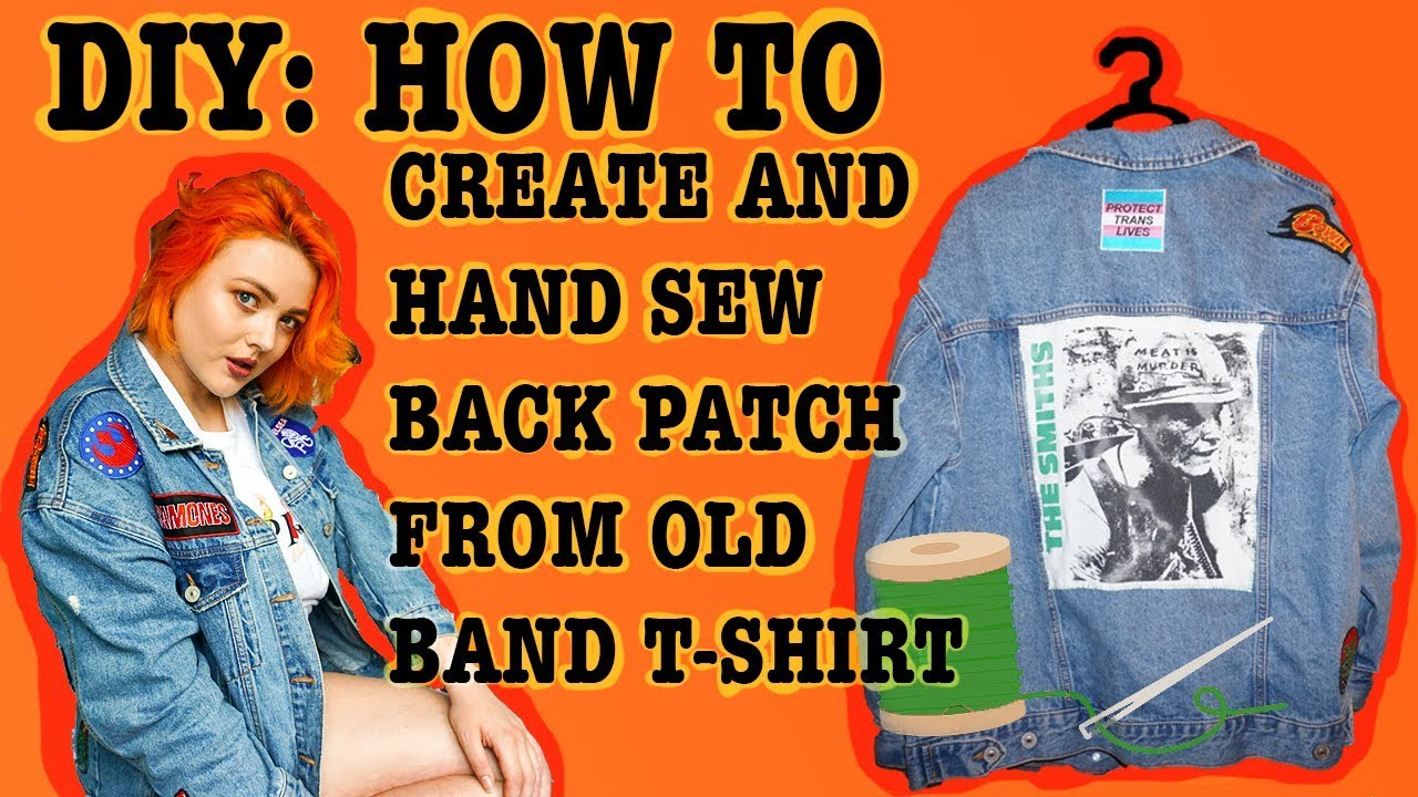 How to Make a Denim Jacket