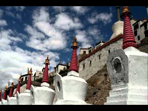 Ladakh - Mountains and Monasteries