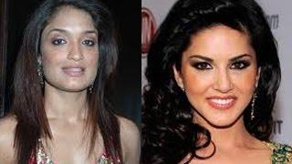 Sunny Leone & Sandhya Mridul | LESBIAN Sex Scenes |  Ragini MMS 2