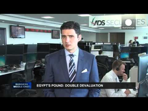 Egyptian Pound Devalues And US Dollar Index Struggles - Business Middle East