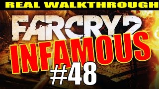 Far Cry 2 Walkthrough Infamous Difficulty - Part 48 - Act 2, UFLL 1 + Underground Mission