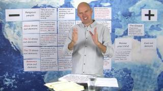 Lesson 22 - Practical lessons on deliverance - The Pioneer School Extra