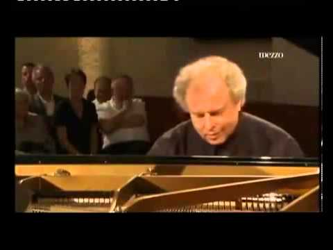 Bach: French Suite 4 In E-flat Major, BWV 815, Gigue - András Schiff