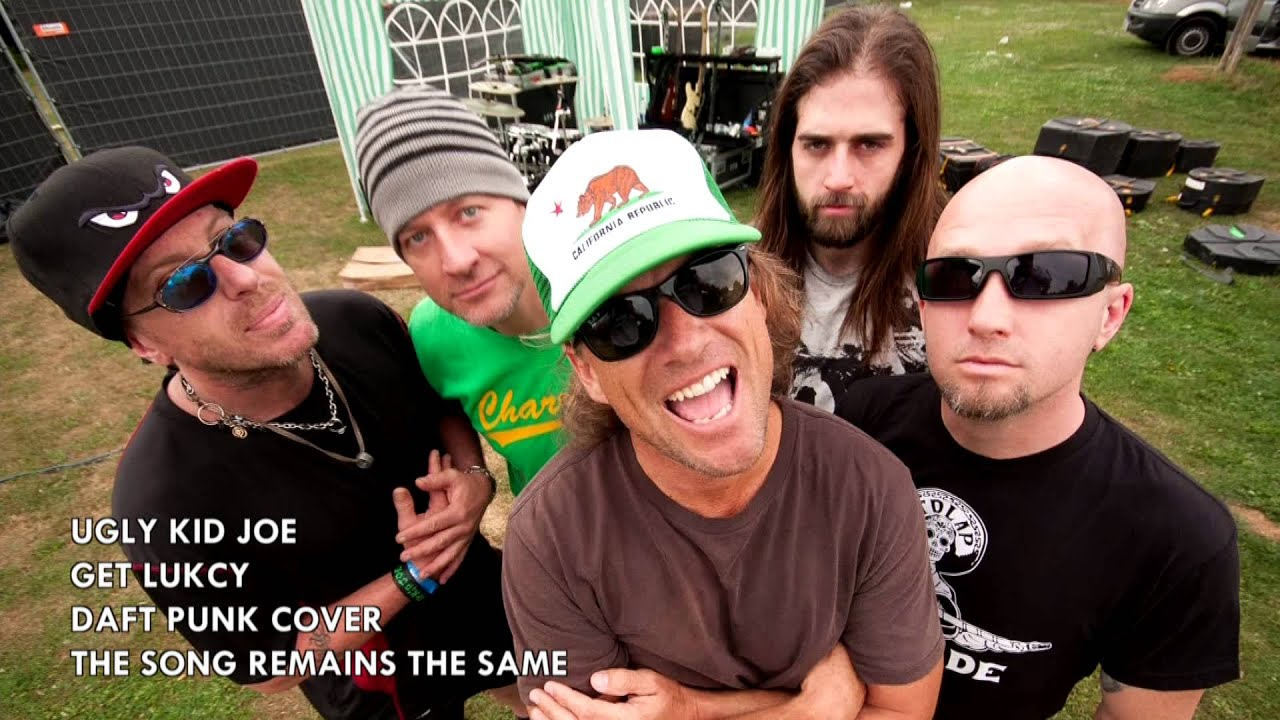 Ugly Kid Joe Band Pictures
