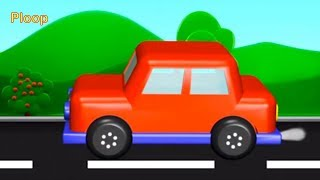 Build & Play: 3d Toy Car Puzzle Demo Review (kids Educational Ipad, Iphone Apps For Children)