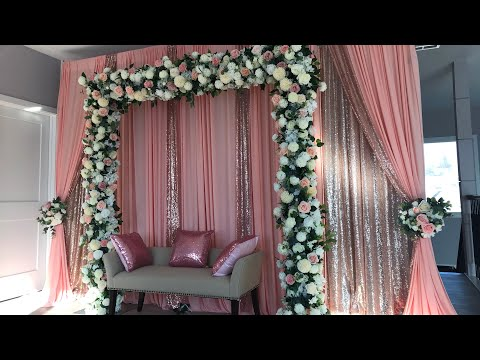 diy--how-to-decorate-with-flower-rows-diy--wedding-backdrop-diy--floral-backdrop