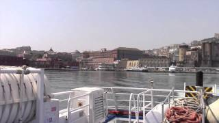 Naples to Sorrento, crossing the Gulf of Naples