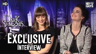 Eva Green & Bella Heathcote Exclusive - Tim Burton's Dark Shadows