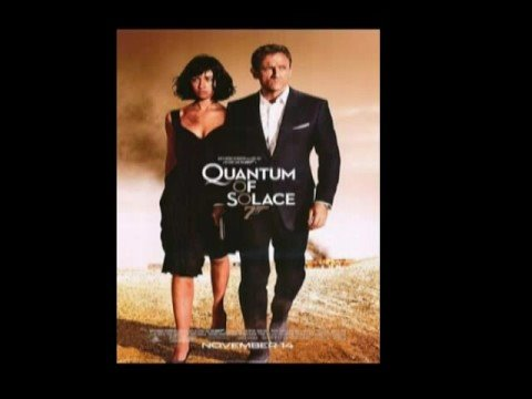 Quantum of Solace soundtrack- The Palio