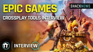 Epic Online Services Crossplay Interview