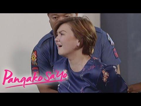 Pangako Sa'Yo: Behind bars