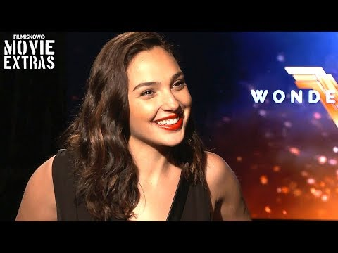 Wonder Woman (2017) Gal Gadot talks about her experience making the movie