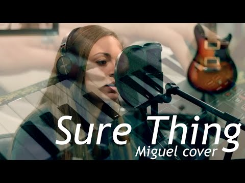 Sure Thing | Miguel cover by Niki DiCarlo