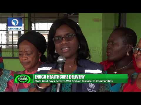 Enugu State Flags Off Construction Of Health Centres