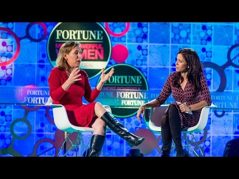 Susan Wojcicki: When It's Not Okay to Ask About My Children | Fortune