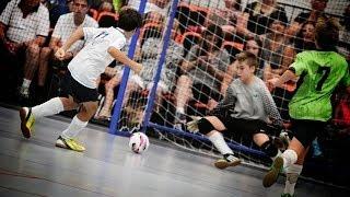 Zachary's Goal Boomerang Semi 13/14