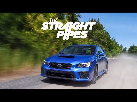 2018 Subaru WRX STI Review on Pavement and Gravel - How the Mighty Have Fallen