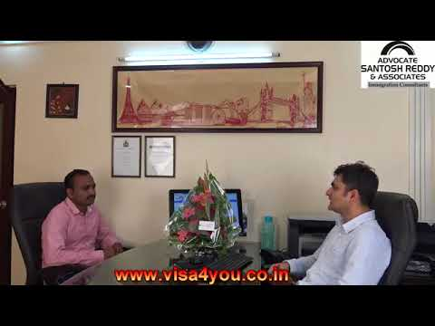 PRITHVIRAJ JADHAV (CIVIL ENGINEER) Australia PR Visa Got Client Of Visa4you