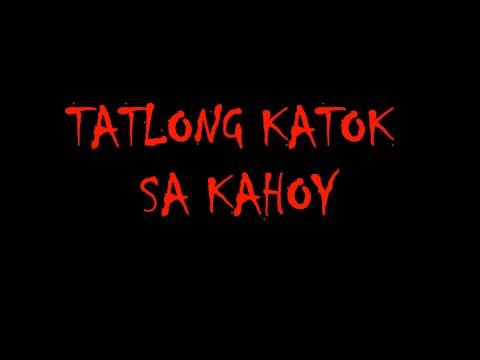 Tatlong katok sa kahoy (A horror documentary)
