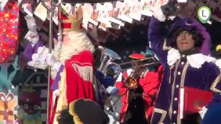Sinterklaas in Wezep 2018