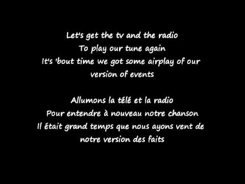 now we are free traduction