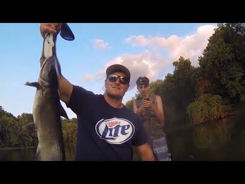 Fishing The Juniata River