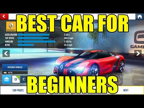 Best Beginner Car In Asphalt 8 Multiplayer - Renault DeZir Review