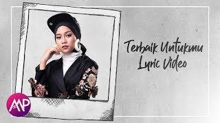 Ayuenstar Idol - Ayu Putri Sundari - Terbaik Untukmu (Official Video Lyric)