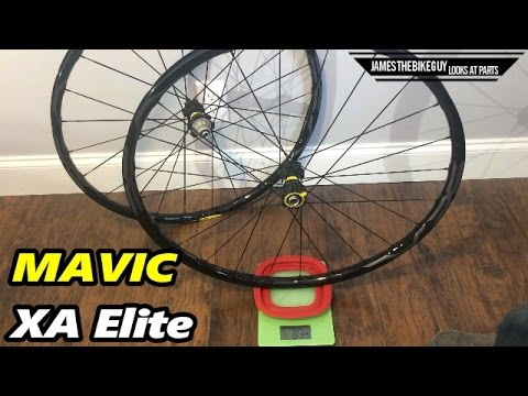 40cac3783cb Everything to Know about the Mavic XA Elite Wheelset - YouTube