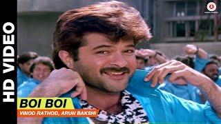 Boi Boi - Laadla | Vinod Rathod, Arun Bakshi | Anil Kapoor & Sridevi