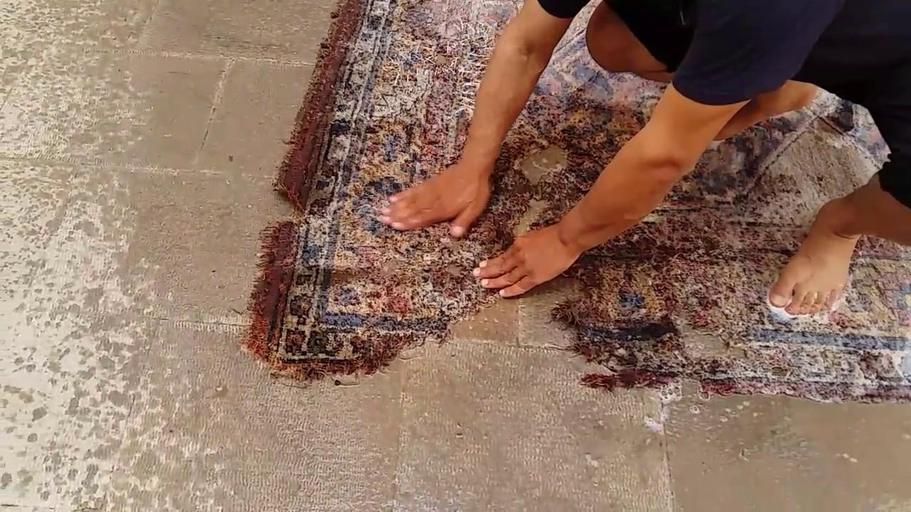 Lavaggio Tappeto A Mano Questo Tizio E Un Genio Wow Tabriz Carpet