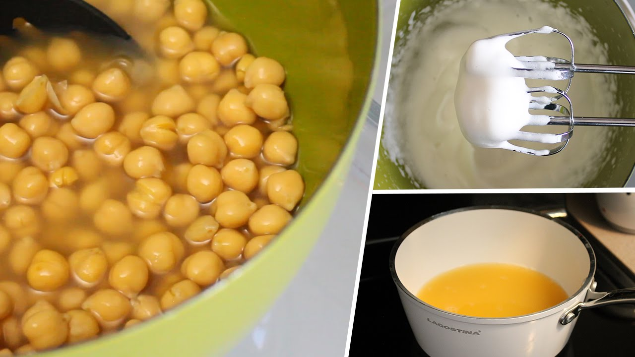How to Make Aquafaba & Cook Chickpeas From Dry | Mary's Test Kitchen