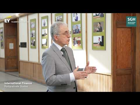 International Finance Postgraduate Studies - EY and SGH | Attend in Warsaw or online