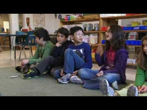25 The Use of Cued Speech at Alexander Graham Bell Montessori School