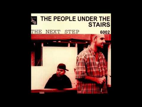 People Under The Stairs - The Next Step (Full Album) [HD]