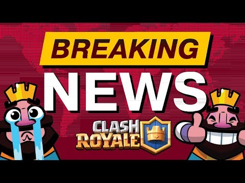 "NEWS: Clan Wars Delayed + New Info, 1 Million Cards Won, CRL China ""Problem"""