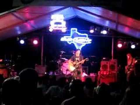 Honeybrowne - Texas Angel (live)