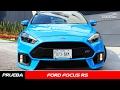 Focus RS a prueba - CarManía