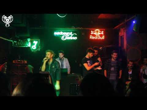 Şanışer- Benim Aklımdan Zorum Var (EskiBeyrut Konseri)