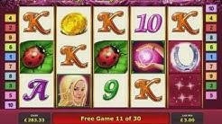 Lucky Lady's Charm Deluxe Slot - Mega Big Win Bonus